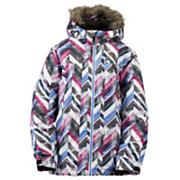 Girls' Malibu Jacket - Print
