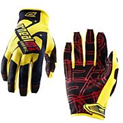 Jump Cycling Glove - Yellow