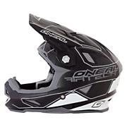 Airtech FF Helmet - White and Black