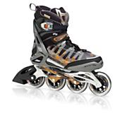 Men's Crossfire 90 Rollerblade - Black