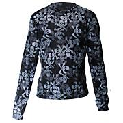 Boys Pepper Skins Print Crewneck - Black Patterned