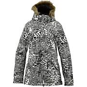 Women's TWC Memphis Jacket - White Patterned