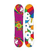 Youth Chicklet Snowboard 100