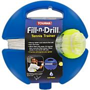 Fill-n-Drill Tennis Trainer