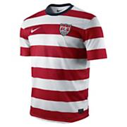 Men's 2012 USA Soccer Jersey - Red