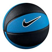 Swoosh Mini Basketball - Black/Blue