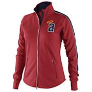 Women's Angels Dri-FIT Tempo Track Jacket - Red