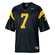 Men's USC Barkley # 7 Alternate Jersey - Black