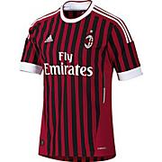 Men's AC Milan Home Jersey - White