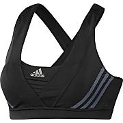 Women's Supernova Racer Bra - Black