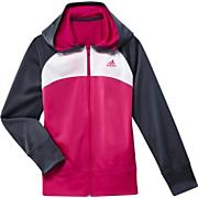 Girls' Tricot Jacket - Pink