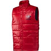 Men's Originals AC Padded Vest - Red