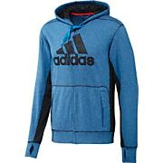 Men's Ultimate Tech Full-Zip Hoodie - Blue
