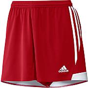 Women's Tiro Soccer Short - Red