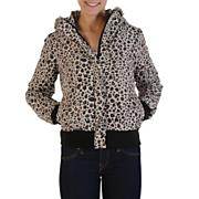 Women's Hot Mitts Bomber Jacket - Print