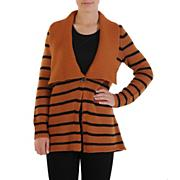 Women's Lefty Loosey Sweater Wrap - Brown