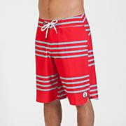 Men's Mas Pockitos Boardshort - Red