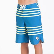 Boy's Mas Pockitos Youth Boardshort - Blue