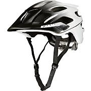 Flux Helmet - White and Black