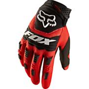 Dirtpaw Cycling Glove - Red