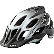 Flux Cycling Helmet - White