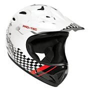 Shovelhead 2 Full Face Cycling Helmet - White