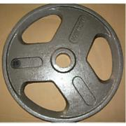 25 lb. Olympic Weight Plate