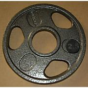 2.5 lb. Olympic Weight Plate