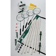 Premier Volleyball / Badminton Combination Set With Carry Bag