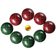 Premier 107Mm Bocce Ball Set With Carry Bag