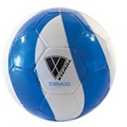Tornado Soccer Ball - Blue