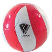 Tornado Soccer Ball - Red