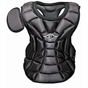 Youth Natural Chest Protector 9-12 - Black