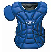 Youth Natural Chest Protector 9-12 - Royal