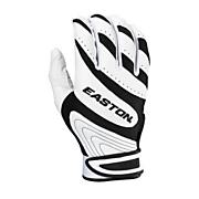 Synergy VRS Fastpitch Batting Gloves - White / Black