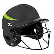 Fastpitch MVP Batting Helmet w/ Mask