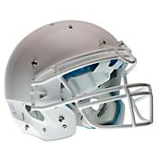 Recruit Hybrid Youth Football Helmet - White