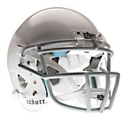 XP Hybrid + Youth Football Helmet - White