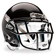 XP Hybrid + Youth Football Helmet - Black