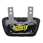 Youth Back Plate - Black / Yellow