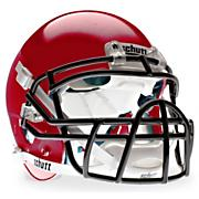AiR XP Football Helmet - Bright Red / Scarlet
