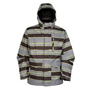 Men's Sentinel Jacket - Gray Patterned