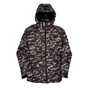 Men's Tradition Jacket - Black Patterned