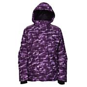 Women's Leonards Jacket - Purple
