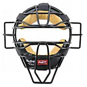 Adult Catcher's Facemask - Black