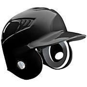 College/High School CoolFlo Batting Helmet – Black
