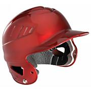 CoolFlo Batting Helmet - Metallic Red