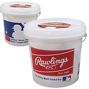 Bucket of OLB1X Baseballs - 2 Dozen