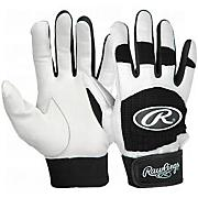 Youth 355 Batting Glove - Black / White