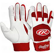 Youth 355 Batting Glove - Red
